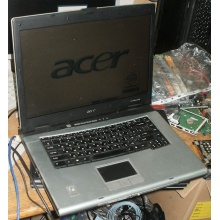 "Ноутбук Acer TravelMate 2410 (Intel Celeron M370 1.5Ghz /256Mb DDR2 /40Gb /15.4"" TFT 1280x800) - Авиамоторная"