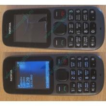 Телефон Nokia 101 Dual SIM (чёрный) - Авиамоторная
