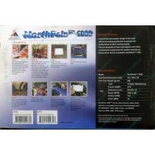 Кулер для видео-карты GlacialTech NorthPole 1000 (Авиамоторная)