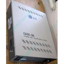 АТС LG GHX-36 (Авиамоторная)