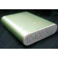 Powerbank XIAOMI NDY-02-AD 10400 mAh НА ЗАПЧАСТИ! (Авиамоторная)