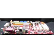 Материнская плата MSI MS-7140 915P Combo2 VER 2.0 s.775 (Авиамоторная)