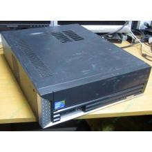 Лежачий четырехядерный системный блок Intel Core 2 Quad Q8400 (4x2.66GHz) /2Gb DDR3 /250Gb /ATX 300W Slim Desktop (Авиамоторная)