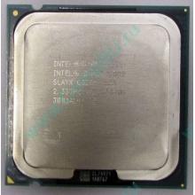Процессор Intel Core 2 Duo E6550 (2x2.33GHz /4Mb /1333MHz) SLA9X socket 775 (Авиамоторная)