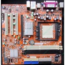 Материнская плата WinFast 6100K8MA-RS socket 939 (Авиамоторная)