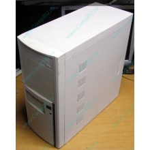 Компьютер Intel Core i3 2100 (2x3.1GHz HT) /4Gb /160Gb /ATX 300W (Авиамоторная)