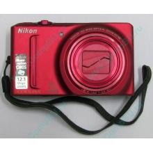 Фотоаппарат Nikon Coolpix S9100 (без зарядного устройства) - Авиамоторная
