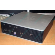 Четырёхядерный Б/У компьютер HP Compaq 5800 (Intel Core 2 Quad Q6600 (4x2.4GHz) /4Gb /250Gb /ATX 240W Desktop) - Авиамоторная