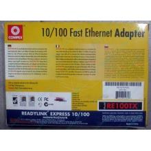 Сетевой адаптер Compex RE100TX/WOL PCI (Авиамоторная)