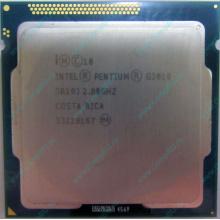 Процессор Intel Pentium G2010 (2x2.8GHz /L3 3072kb) SR10J s.1155 (Авиамоторная)
