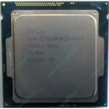 Процессор Intel Celeron G1820 (2x2.7GHz /L3 2048kb) SR1CN s.1150 (Авиамоторная)