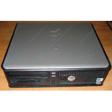 Лежачий Б/У компьютер Dell Optiplex 755 SFF (Intel Core 2 Duo E7200 (2x2.53GHz) /2Gb DDR2 /160Gb /ATX 280W Desktop) - Авиамоторная