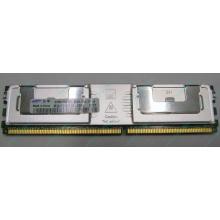 Серверная память 512Mb DDR2 ECC FB Samsung PC2-5300F-555-11-A0 667MHz (Авиамоторная)