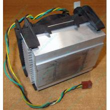 Кулер socket 478 БУ (алюминиевое основание) - Авиамоторная