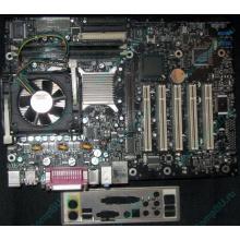 Материнская плата Intel D845PEBT2 (FireWire) с процессором Intel Pentium-4 2.4GHz s.478 и памятью 512Mb DDR1 Б/У (Авиамоторная)