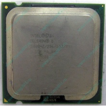 Процессор Intel Celeron D 330J (2.8GHz /256kb /533MHz) SL7TM s.775 (Авиамоторная)