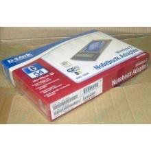 Wi-Fi адаптер D-Link AirPlusG DWL-G630 (PCMCIA) - Авиамоторная